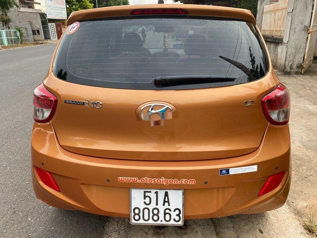 Cần bán Hyundai Grand i10 năm sản xuất 2014, nhập khẩu  (2)