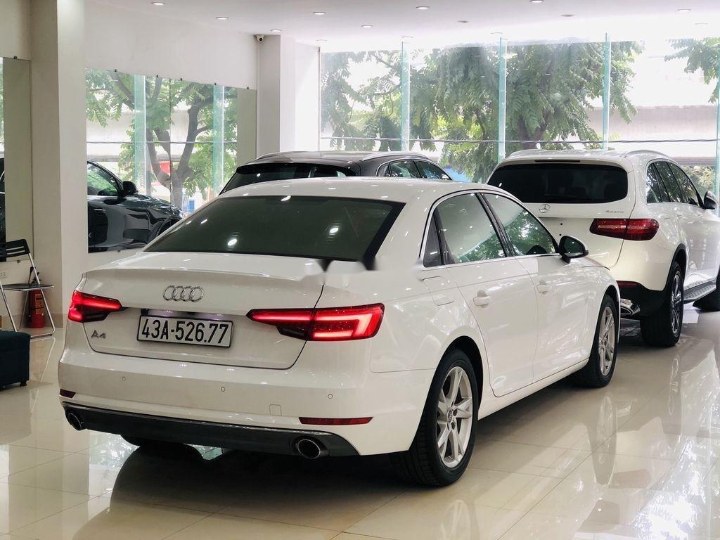 Cần bán lại xe Audi A4 sản xuất năm 2016, màu trắng, nhập khẩu (3)