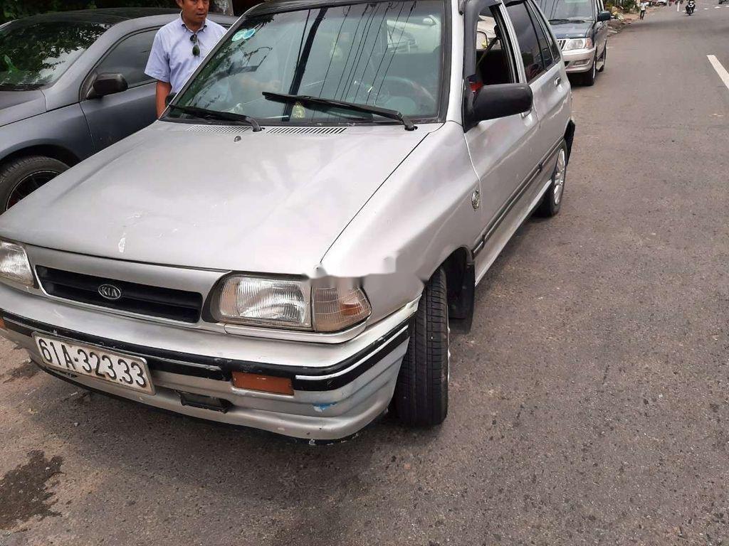 Bán xe Kia CD5 2004, màu bạc (2)