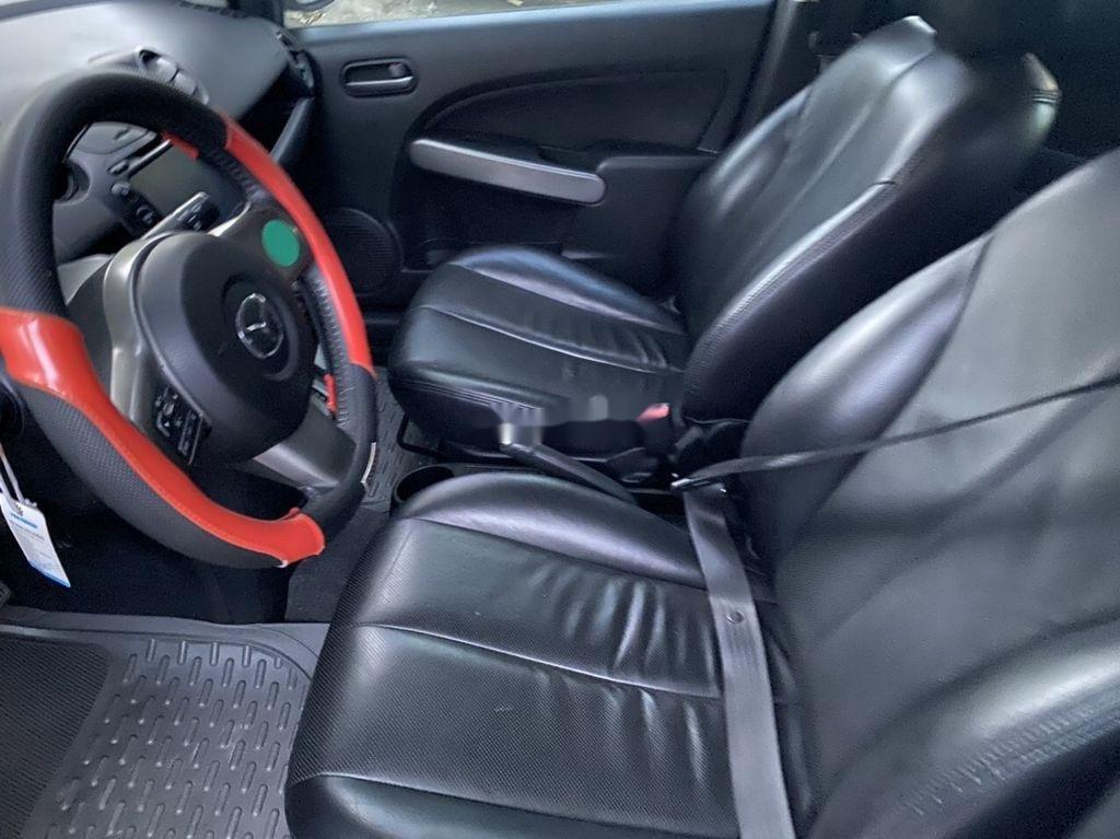 Bán ô tô Mazda 2 đời 2014, màu trắng, giá tốt (6)