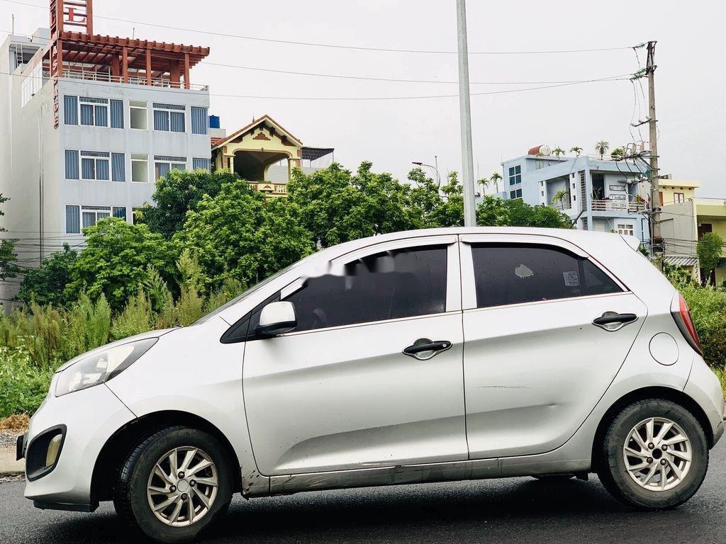 Bán ô tô Kia Morning sản xuất 2011, nhập khẩu, số tự động, 160tr (3)