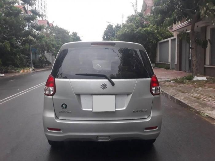 Bán Suzuki Ertiga 2016, màu bạc  (2)