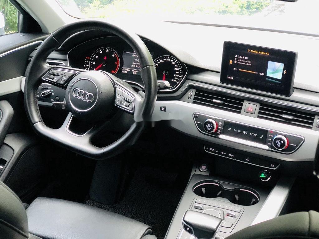 Cần bán lại xe Audi A4 sản xuất năm 2016, màu trắng, nhập khẩu (8)