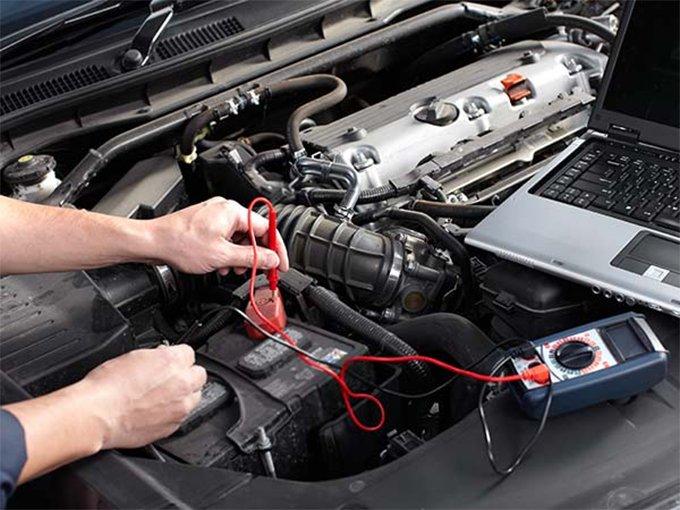 Sửa chữa ngay lập tức hư hỏng để tránh làm hỏng các bộ phận khác.