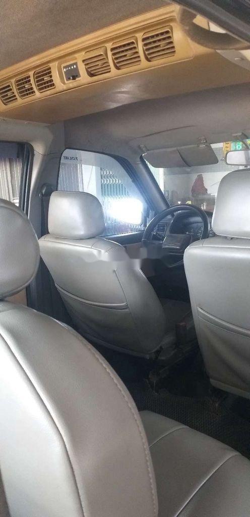 Cần bán lại xe Mitsubishi Jolie sản xuất năm 2001, màu xanh lam, nhập khẩu  (8)