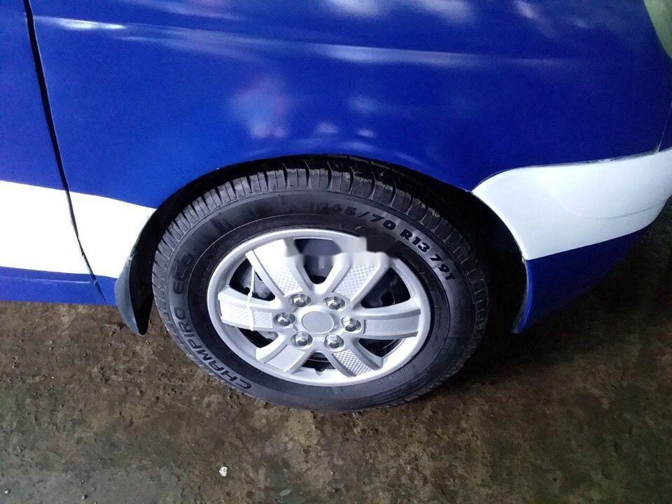 Bán Daewoo Matiz sản xuất năm 2004, màu xanh (8)