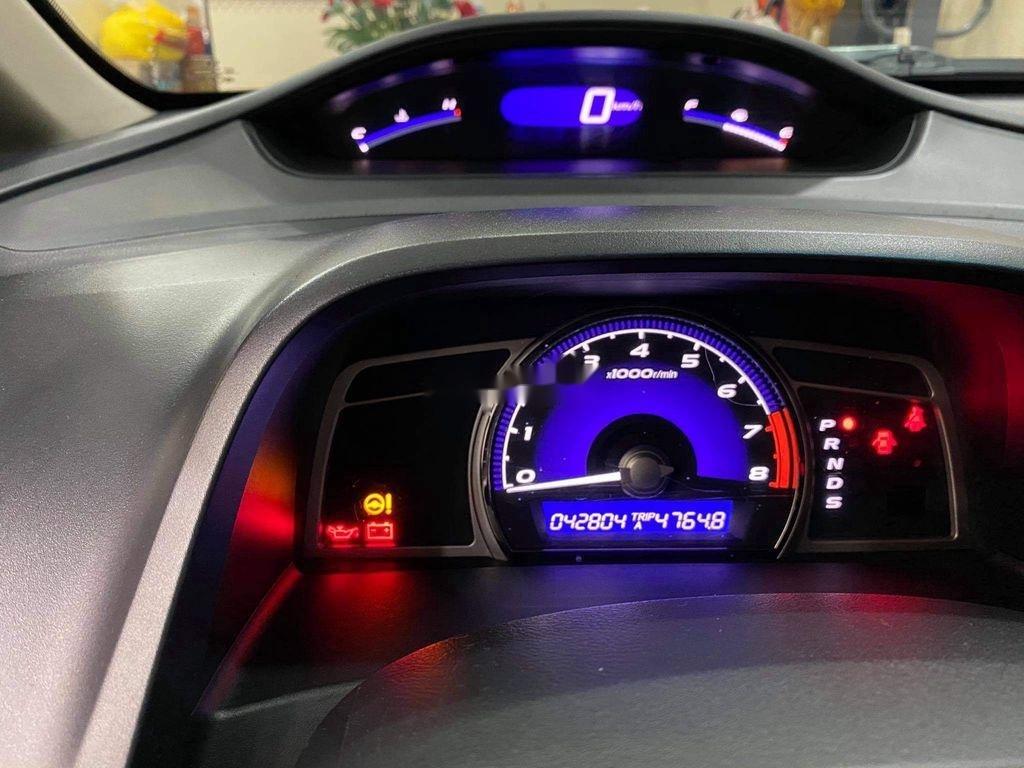 Bán Honda Civic 2.0L đời 2007, màu đen  (7)