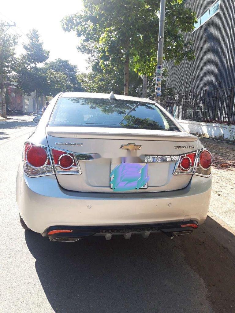 Bán ô tô Chevrolet Cruze đời 2010, màu bạc, nhập khẩu  (6)