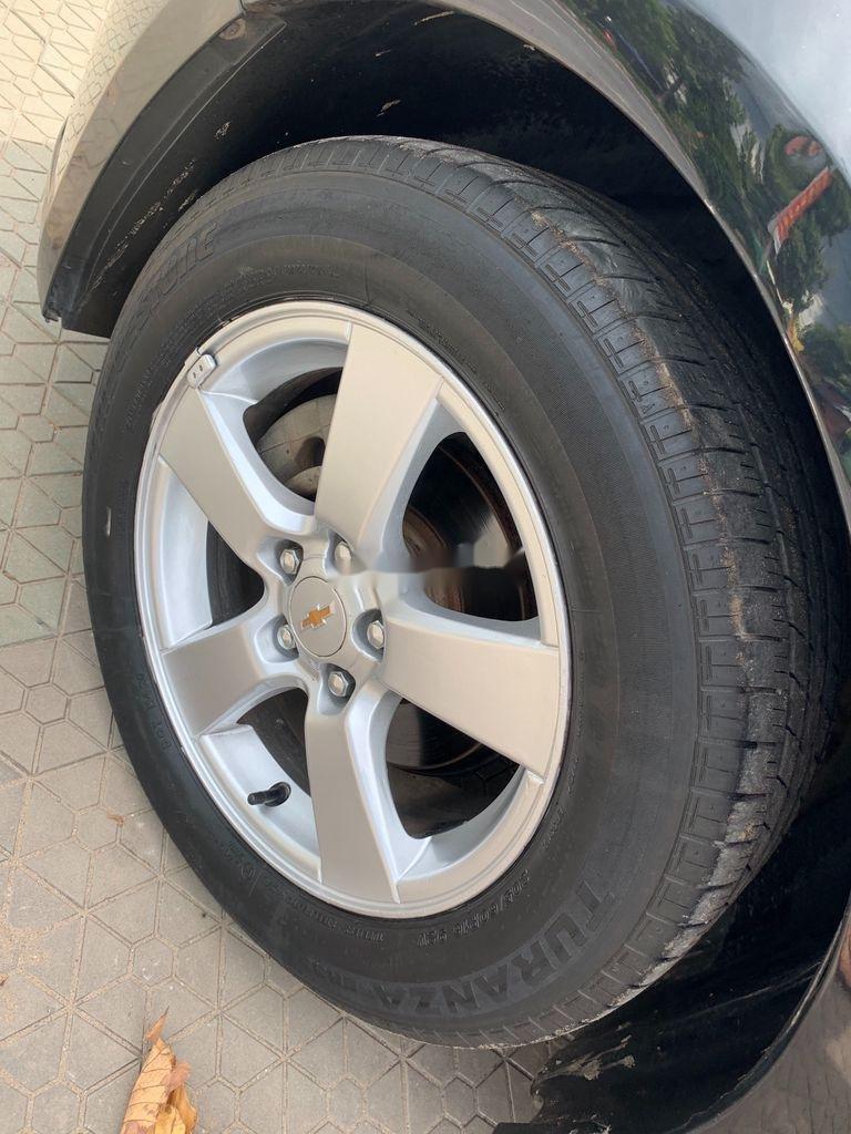 Bán xe Chevrolet Cruze đời 2011, màu đen, nhập khẩu nguyên chiếc  (11)