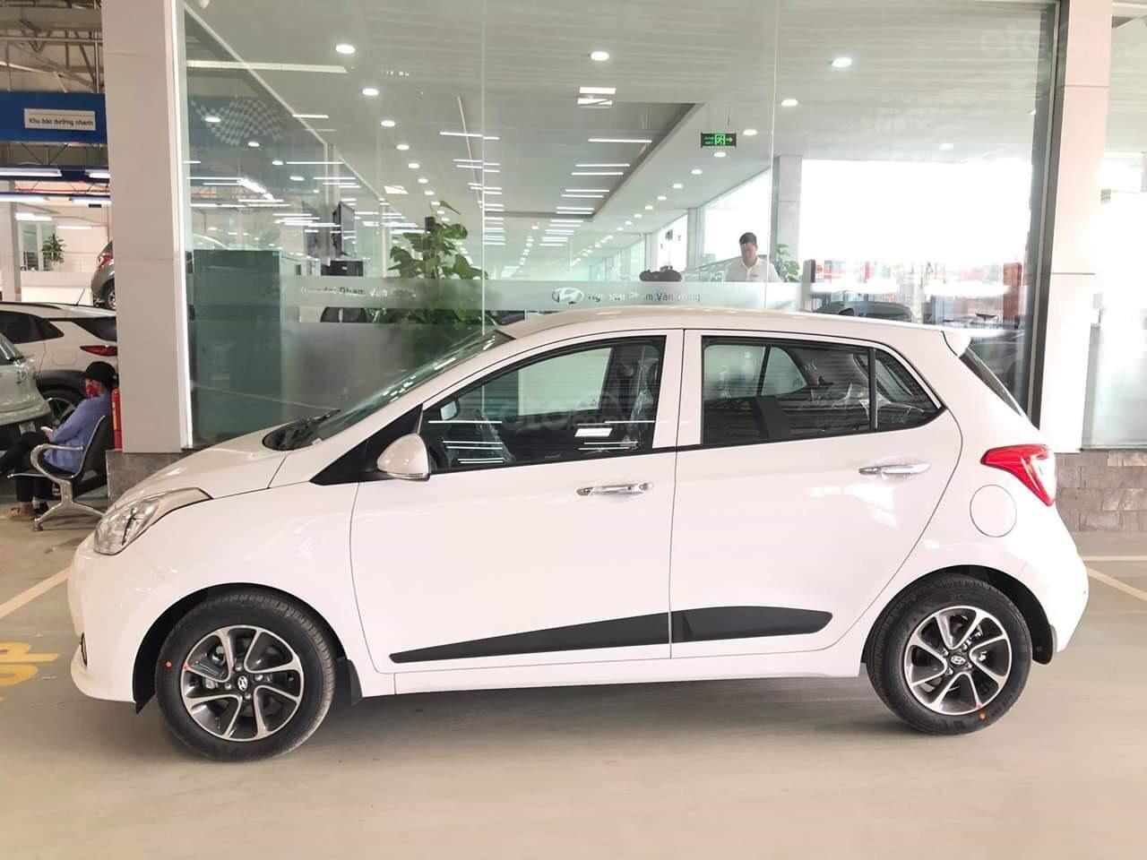 [Giảm 50% thuế trước bạ] Hyundai Grand i10 2020 siêu khuyến mãi, hỗ trợ trả góp 85%, trả trước 80 triệu nhận ngay xe (3)