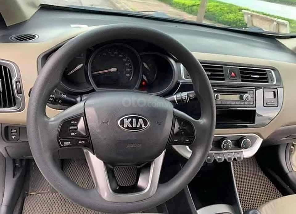 Cần bán xe Kia Rio 1.4 MT năm 2016, màu trắng, xe nhập còn mới  (3)