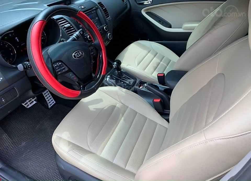 Bán Kia Cerato 1.6AT sản xuất 2018, màu đỏ còn mới (2)