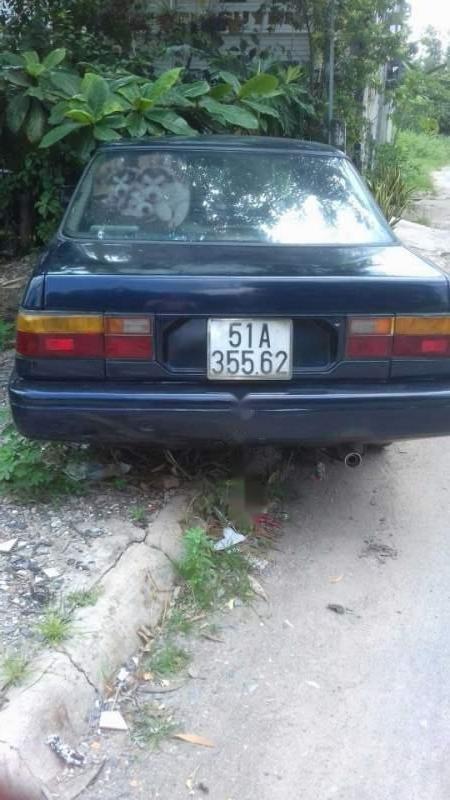 Cần bán xe Honda Accord sản xuất năm 1988, màu xanh lam, nhập khẩu  (6)