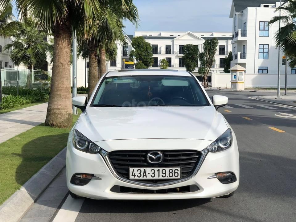 Cần bán lại xe Mazda 3 năm sản xuất 2017 giá tốt (1)