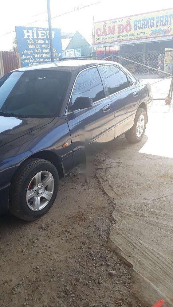 Bán Mazda 626 1994, màu xanh đá, giá chỉ 67 triệu (3)