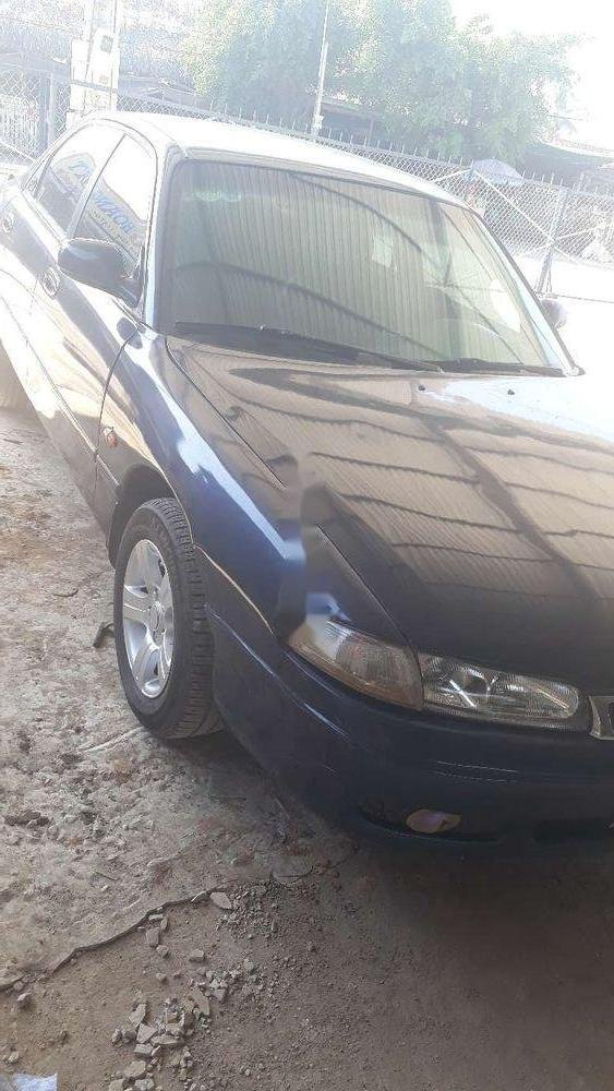 Bán Mazda 626 1994, màu xanh đá, giá chỉ 67 triệu (1)