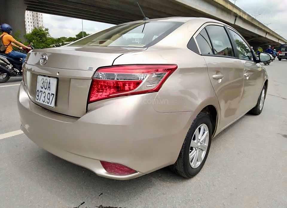 Cần bán lại xe Toyota Vios 1.5E 2017 như mới, giá 319tr (5)