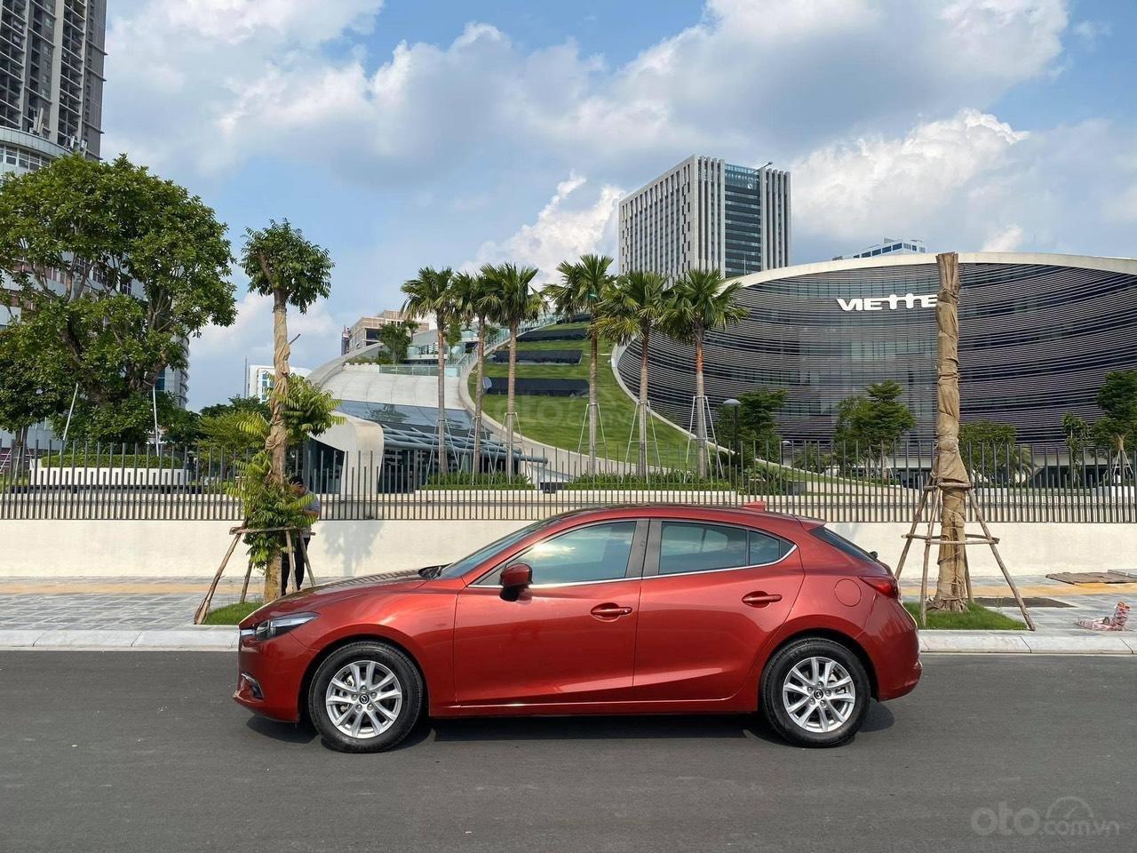Bán xe Mazda 3 năm 2017, giá tốt (1)