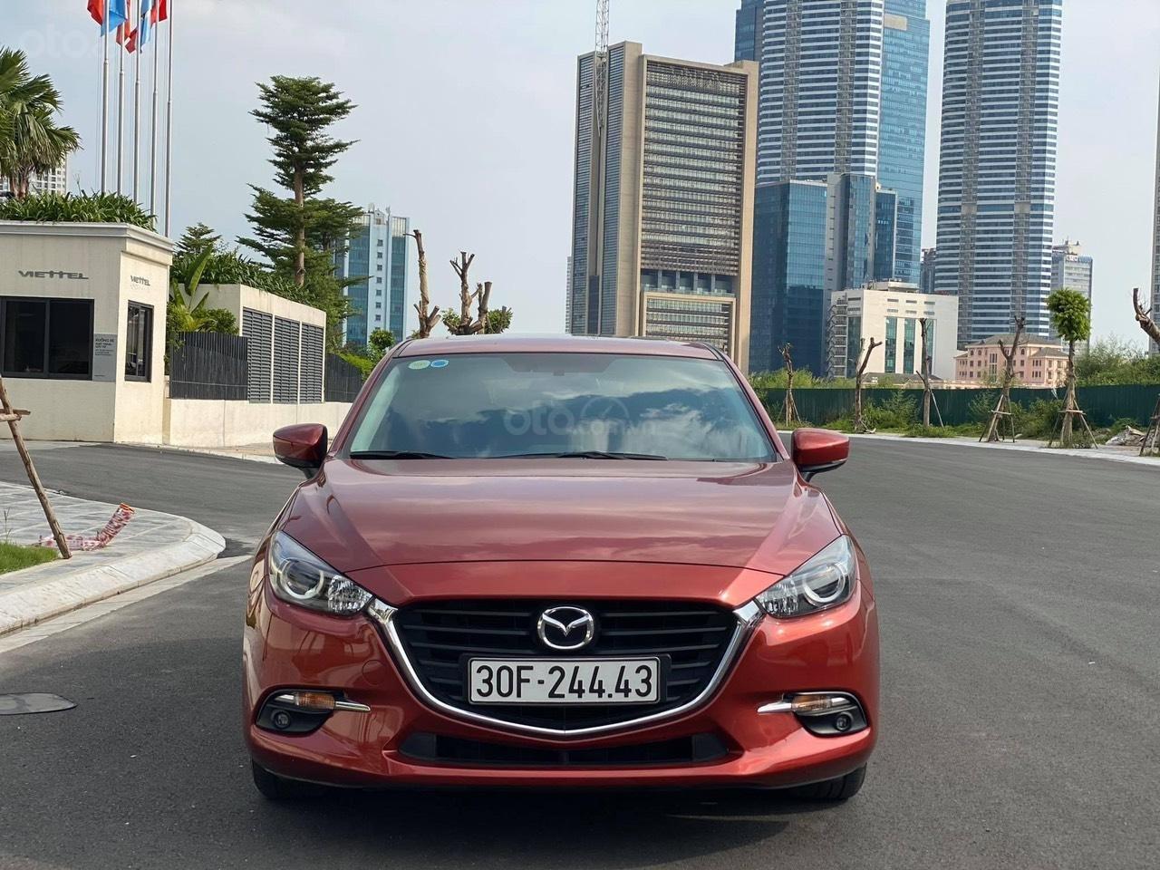 Bán xe Mazda 3 năm 2017, giá tốt (8)