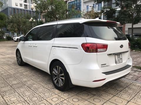 Bán Kia Sedona 2.2 L DAT sản xuất năm 2017, màu trắng, giá tốt (5)