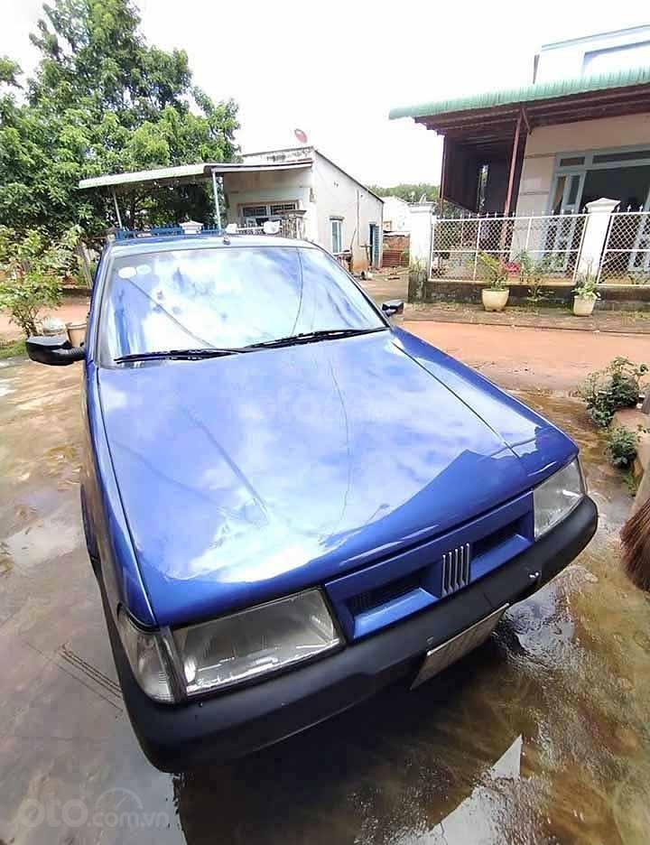 Xe Fiat Tempra đời 1996, màu xanh lam còn mới  (1)