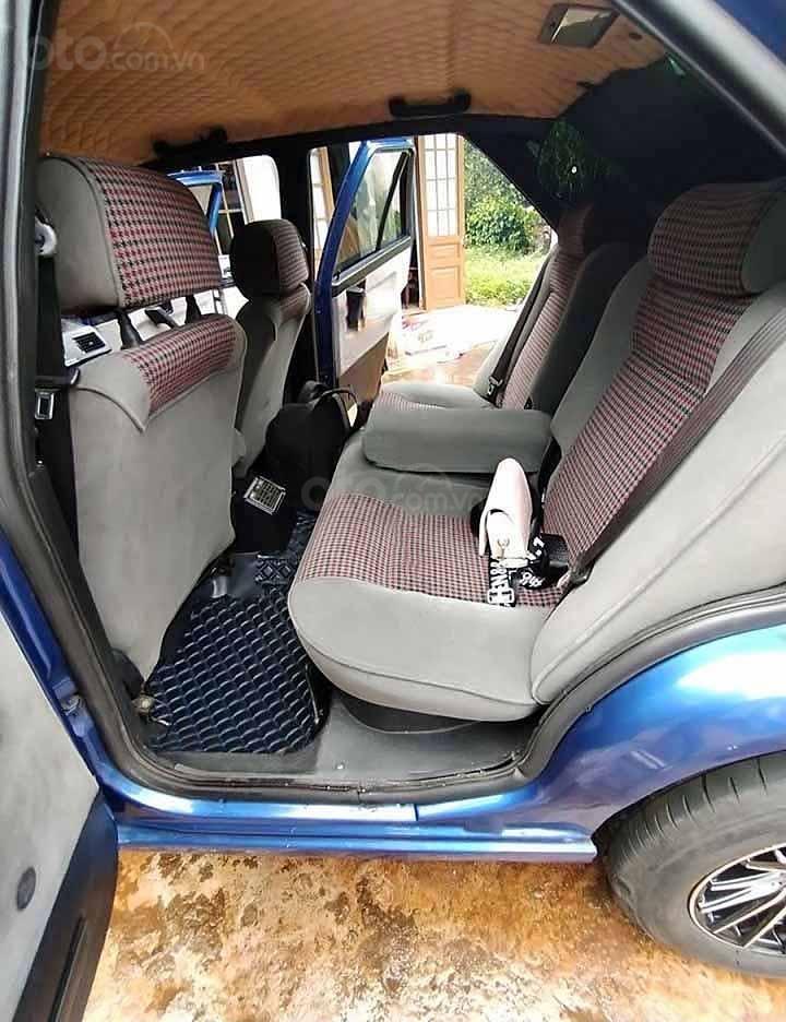 Xe Fiat Tempra đời 1996, màu xanh lam còn mới  (2)