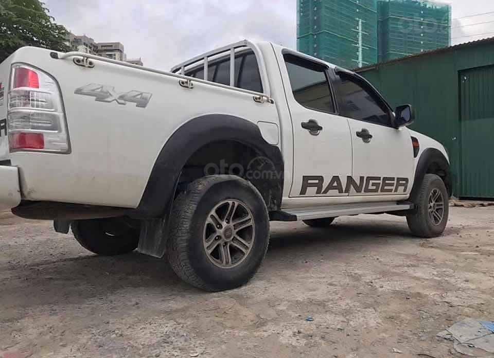 Bán Ford Ranger sản xuất 2009, màu trắng, nhập khẩu nguyên chiếc  (2)