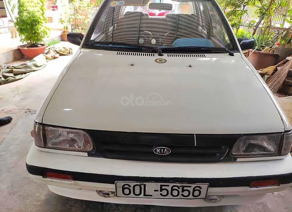 Bán Kia Pride đời 1993, màu trắng, nhập khẩu nguyên chiếc, 54tr (2)
