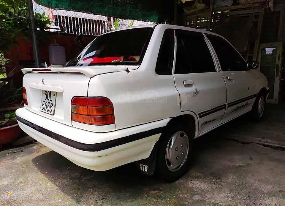 Bán Kia Pride đời 1993, màu trắng, nhập khẩu nguyên chiếc, 54tr (1)