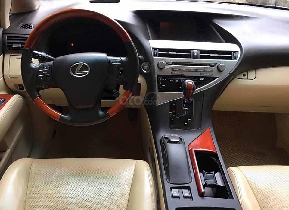 Cần bán lại xe Lexus RX 350 2011, màu đỏ, nhập khẩu (3)