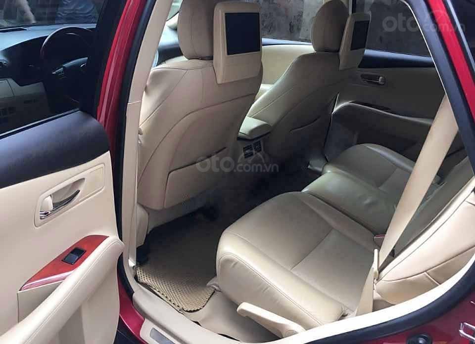 Cần bán lại xe Lexus RX 350 2011, màu đỏ, nhập khẩu (4)