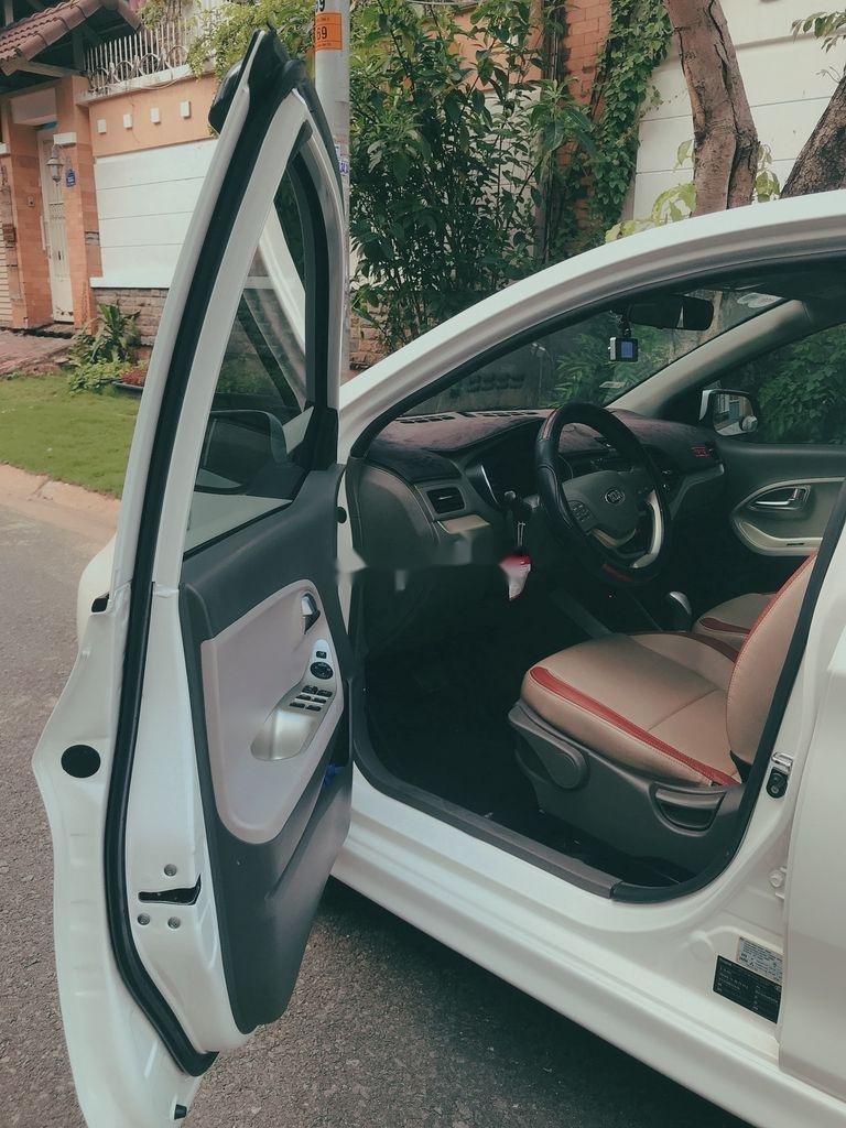 Bán xe Kia Morning 1.25AT đời 2018, màu trắng, 342 triệu (12)