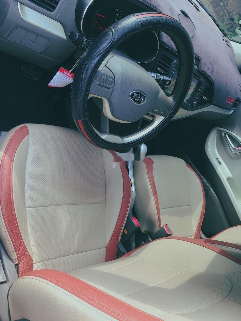 Bán xe Kia Morning 1.25AT đời 2018, màu trắng, 342 triệu (11)