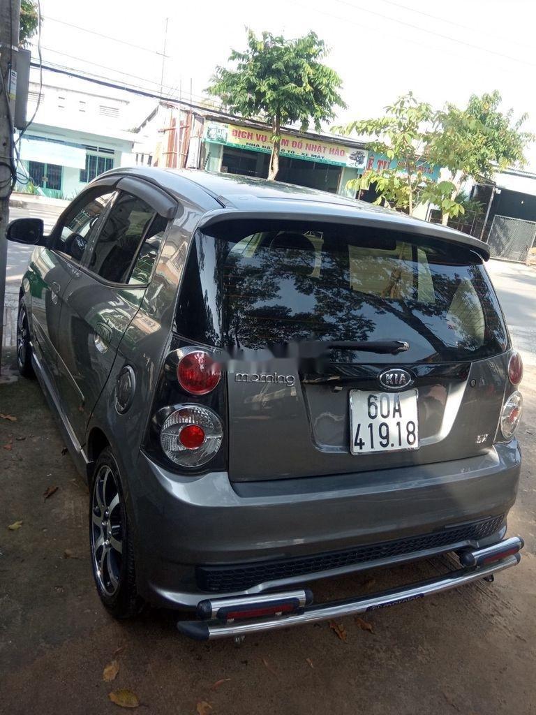 Bán Kia Morning đời 2012, màu xám, xe chính chủ (2)
