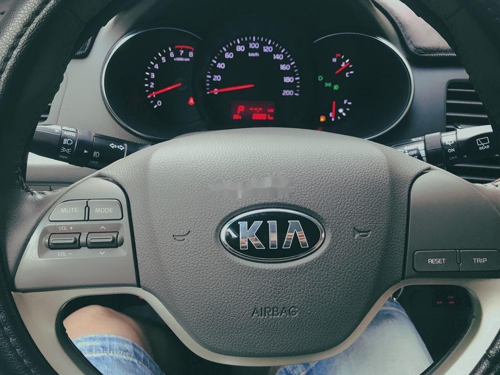 Bán xe Kia Morning 1.25AT đời 2018, màu trắng, 342 triệu (8)