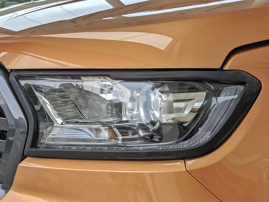 Bán xe Ford Ranger đời 2018, màu cam, nhập khẩu chính hãng (10)
