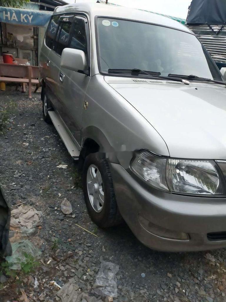 Bán Toyota Zace GL năm sản xuất 2002, xe nhập, chính chủ  (3)