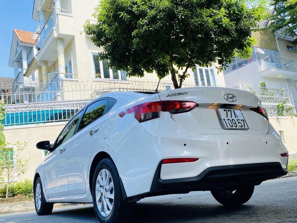 Cần bán lại xe Hyundai Accent năm 2018, màu trắng, giá chỉ 398 triệu (2)