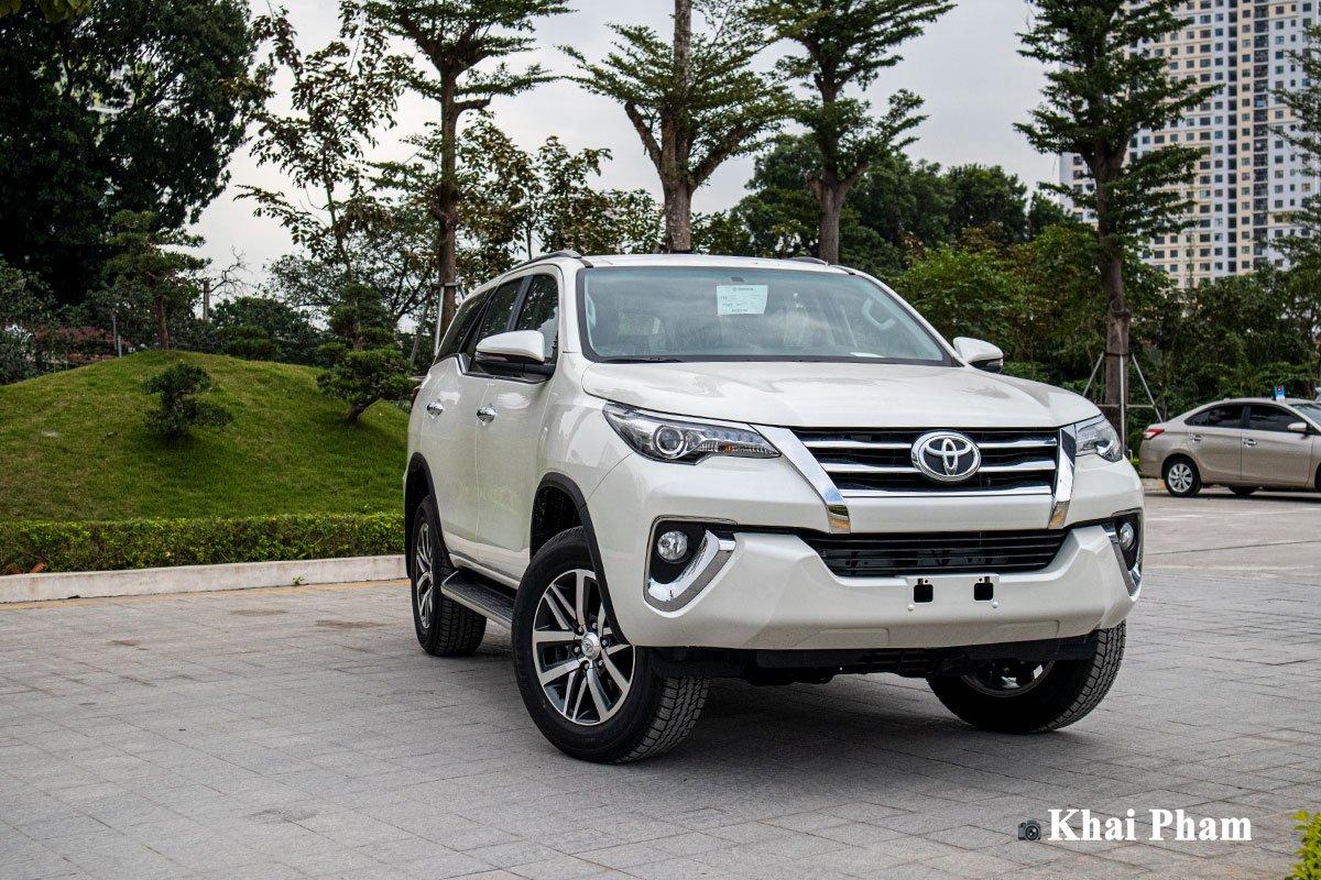 Toyota Việt Nam triệu hồi hàng loạt mẫu xe 'hot', cả đời sản xuất năm 2020