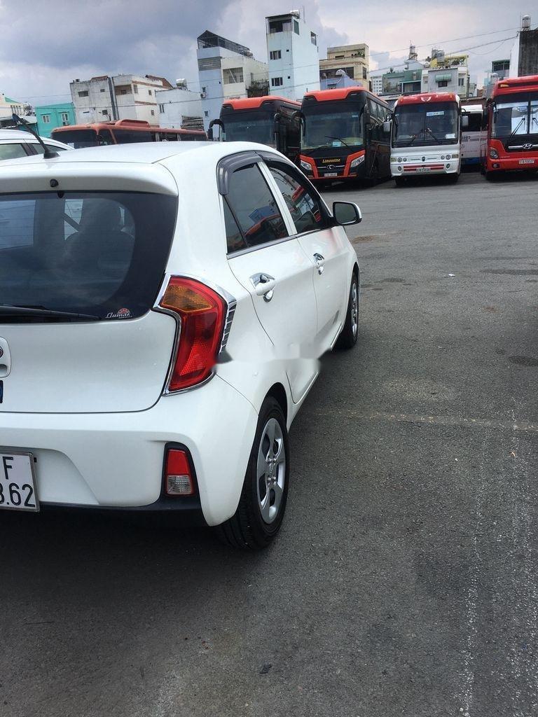 Cần bán xe Kia Morning năm sản xuất 2015, màu trắng, 205tr (4)