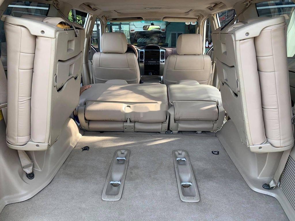 Bán ô tô Toyota Prado 2004, màu trắng, 7 chỗ ngồi (3)