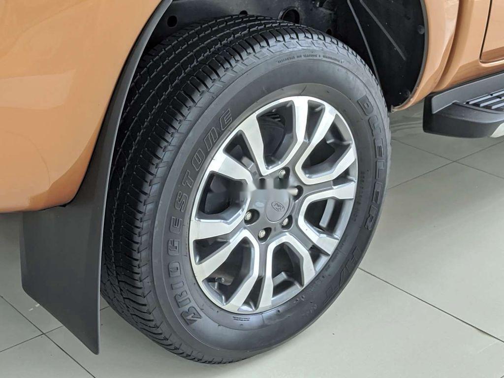 Bán xe Ford Ranger đời 2018, màu cam, nhập khẩu chính hãng (4)