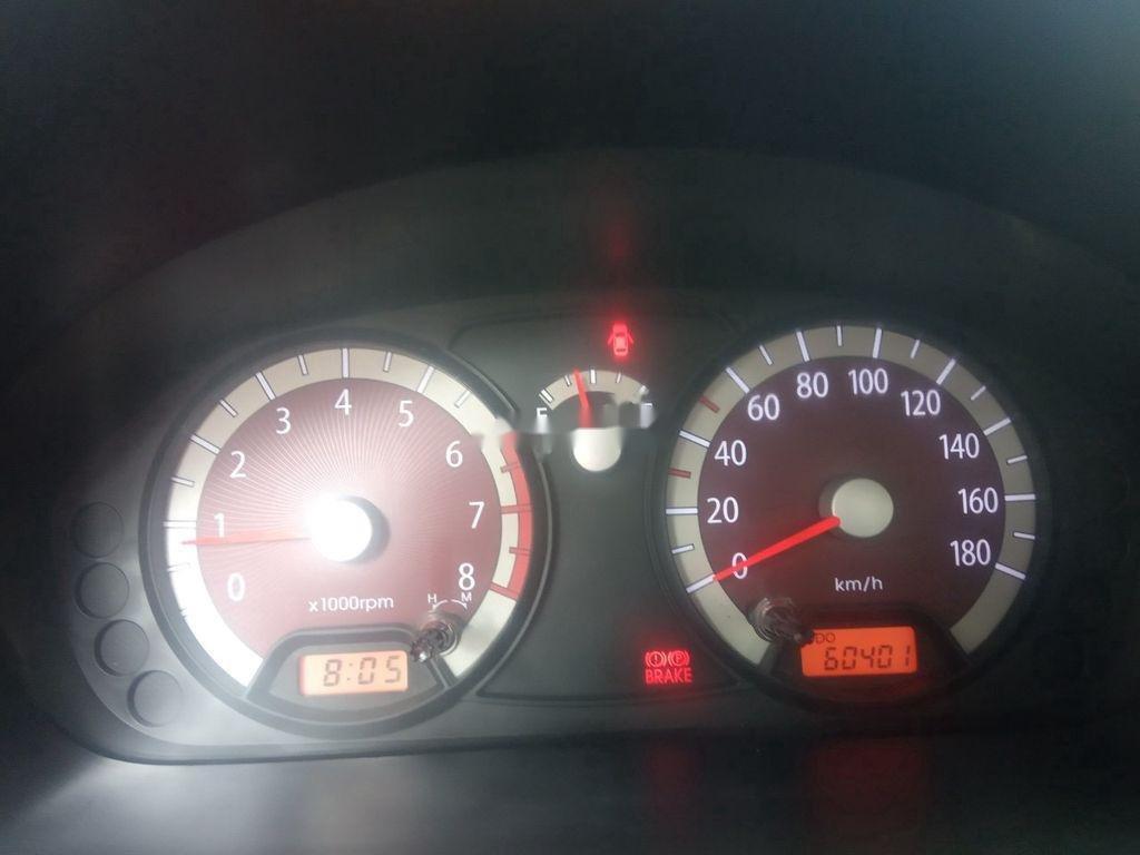 Bán Kia Morning đời 2012, màu xám, xe chính chủ (9)