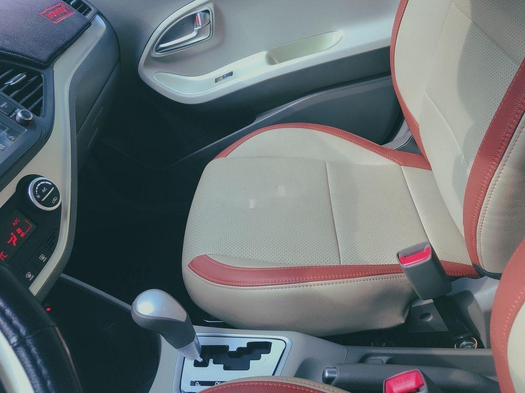 Bán xe Kia Morning 1.25AT đời 2018, màu trắng, 342 triệu (9)