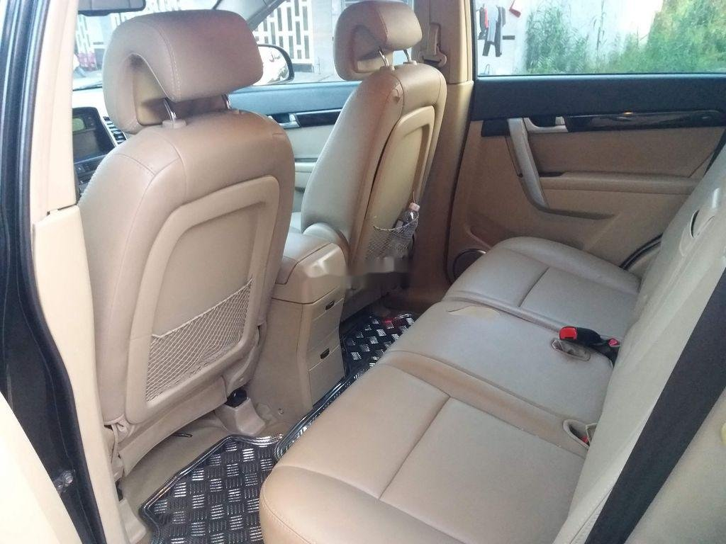 Cần bán gấp Chevrolet Captiva đời 2007, màu đen, xe nhập  (4)