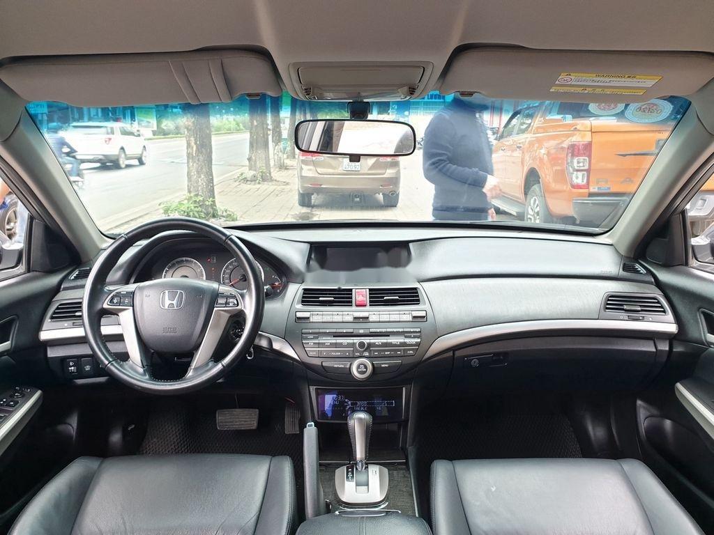 Bán Honda Accord đời 2010, màu xám, xe nhập, giá chỉ 475 triệu (8)