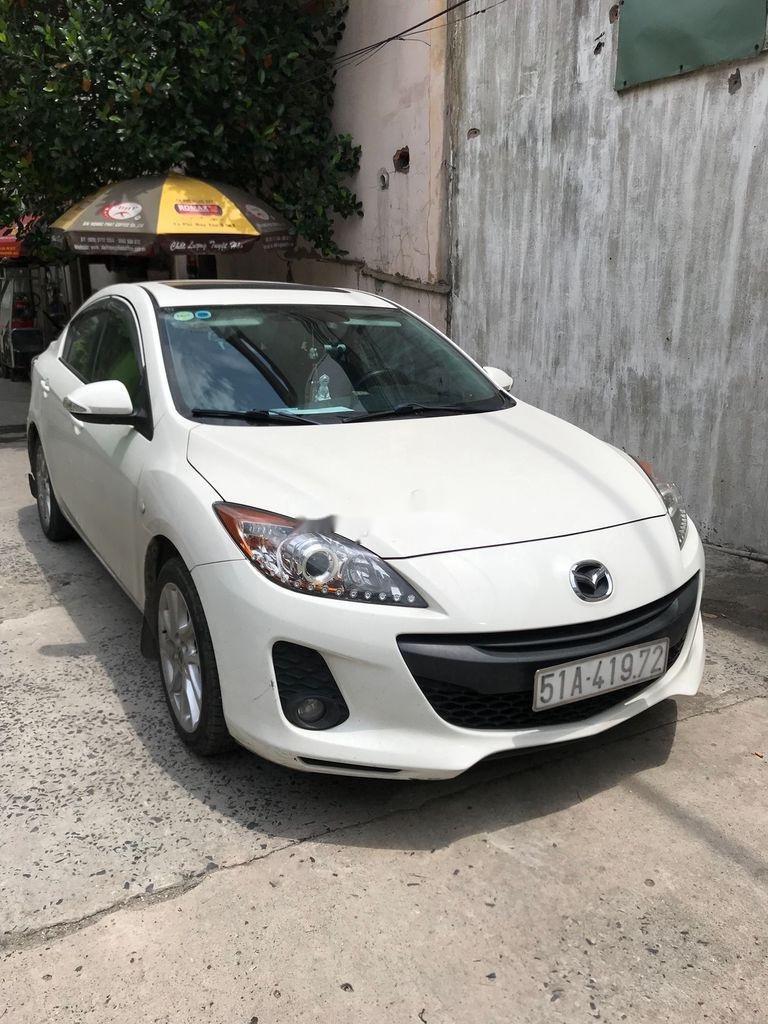 Bán Mazda 3 sản xuất 2013, xe đã qua sử dụng (5)