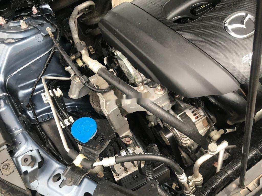 Cần bán lại xe Mazda 3 năm 2015, màu xanh lam, 500tr (7)