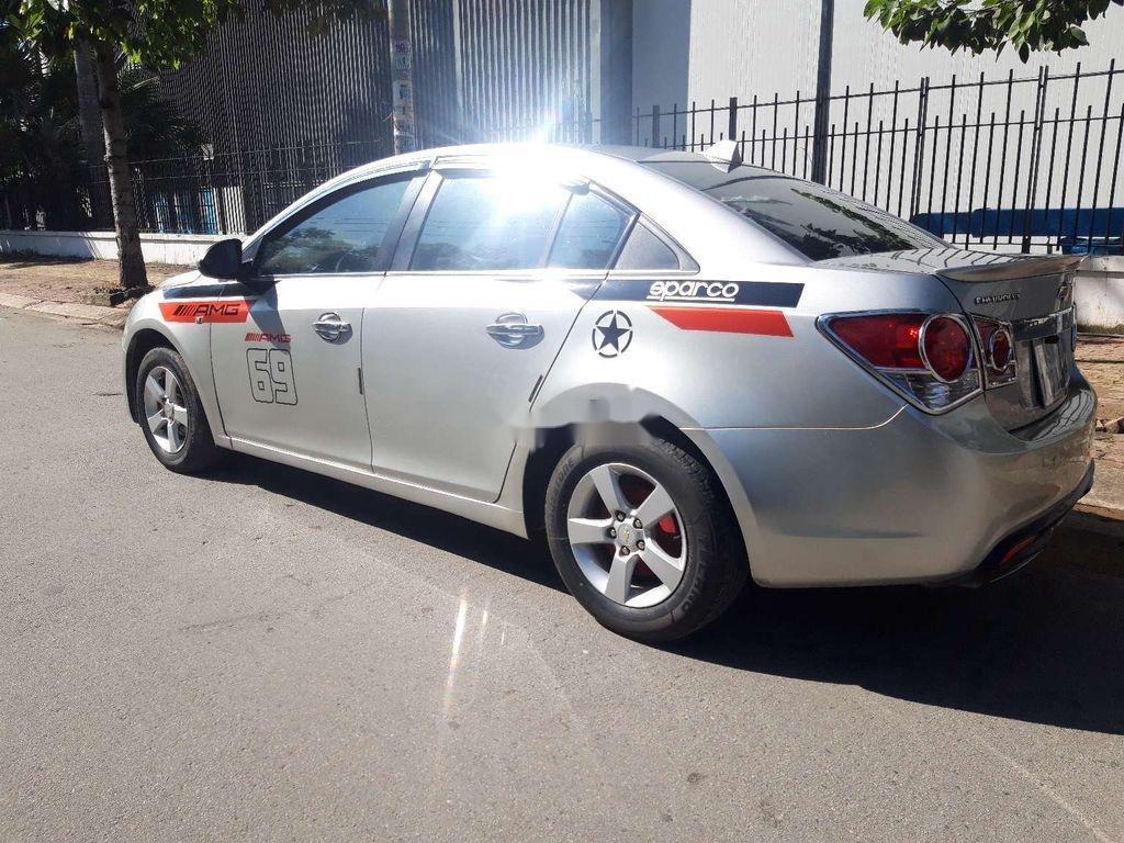 Bán ô tô Chevrolet Cruze đời 2010, màu bạc, nhập khẩu  (3)