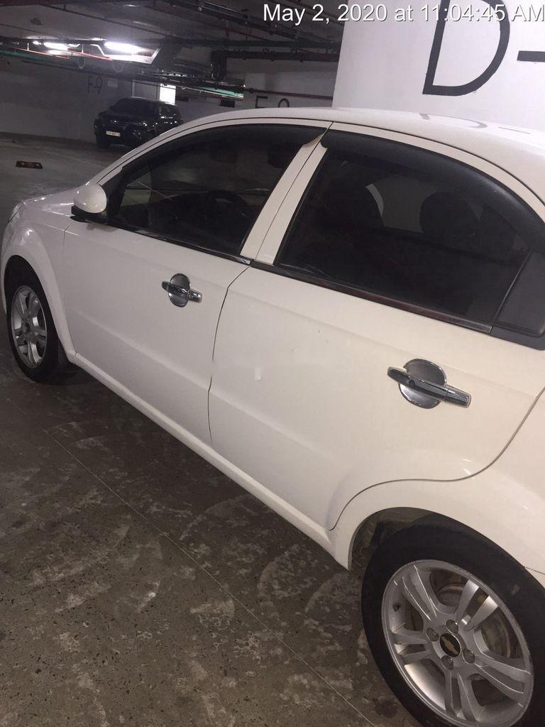Cần bán xe Chevrolet Cruze 2016, màu trắng, nhập khẩu  (4)